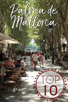 """Vorab: Wir präsentieren Euch hier """"unsere"""" Top 10 der Sehenswürdigkeiten von Palma de Mallorca, die wir kennen und uns gefallen. Wir sind nicht so vermessen, zu behaupten, wir haben alles gesehen und besucht und dies seien die ultimativen Highlights der Inselhauptstadt. Bei den Recherchen zu diesem Beitrag sind wir auf weitere großartige Gebäude, Kirchen und …"""