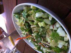 Real Food Daily-Ying Yang Salad