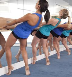 I have created my own barre classes based on the best barre exercises along with yoga & Piilates for total body conditioning. Plus**the prices for my classes are much more reasonable! Check it out for yourself - you'll love it!