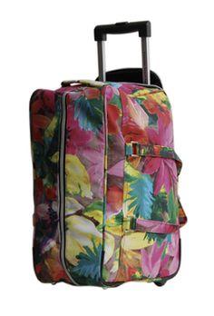 Catherine Manuel Gaugin wheely bag
