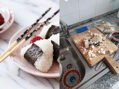 Tried to make Nigiri. Now I'm mildly depressed Expectation Vs Reality, View Source, Depressed, Ice Cream, Meme, Desserts, How To Make, Food, No Churn Ice Cream