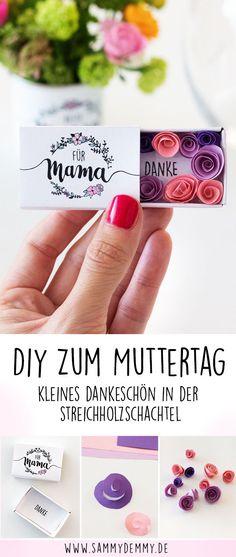 DIY zum Muttertag - '► Gruppenboard - DIY - Pin your creative ideas - Diy Couture Cadeau, Diy Cadeau Maitresse, Diy Cadeau Noel, Cadeau Couple, Diy Mothers Day Gifts, Mother's Day Diy, Diy Birthday, Ideias Fashion, Diys