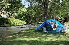 Good info about campings all around Brazil  www.ocampista.com.br