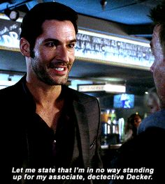 Rudeness, I Dont Need You, Tom Ellis, Stand Up, Favorite Tv Shows, Cute Couples, Fandoms, Let It Be, Quotes