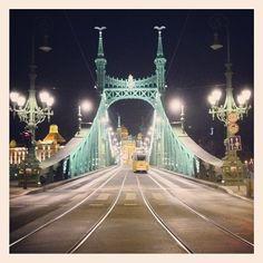 Szabadság híd | Liberty Bridge