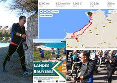 Marche Nordique & Fitness plein air / Marly-le-roi: Quand il fait la course il la gagne Marly Le Roi, Nordic Walking, Plein Air, Courses, Cross Training, South Africa, Fitness, Literature, Exercise