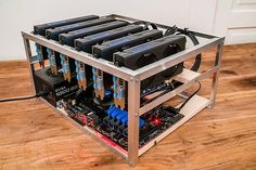 Having a mining rig allows you to mine cryptocurrency and generate wealth. Anyone can learn how to build their own GPU rigs for Ethereum and altcoins.