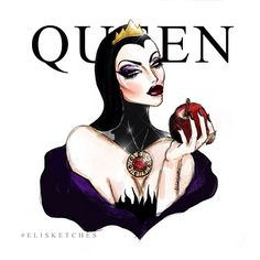 """""""The Original MEAN GIRLS"""" Available at: www.etsy.com/shop/elisketches #evilqueen…"""