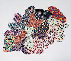 Jazmin Berakha Multi Patterned Embroidery inspiration