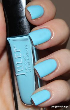 Julep Bess - My all-time favourite nail polish :)