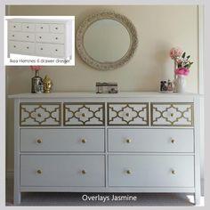 O'verlay Kit for IKEA HEMNES (8 drawer)