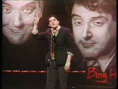 Craig Ferguson's early alter ego Bing Hitler live at the Glasgow Pavillion on the 14th October 1987.