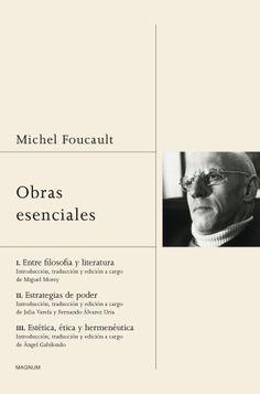 Michel Foucault, un dos máis lúcidos intelectuais do noso tempo, proponnos nesta antoloxía de textos unha crítica dos sistemas de pensamento e das redes institucionalizadas de poder. Estes textos constitúen unha obra de referencia inescusable para o coñecemento do pensamento de Michel Foucault: para uns supoñerán a ocasión para descubrir e recuperar tal artigo inencontrable; para outros, a oportunidade de tomar as medidas exactas dunha obra.