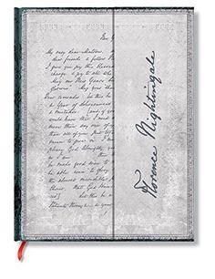 Faszinierende Handschriften Floren. Nightingale - Notizbuch Groß Liniert - Paperblanks Paperblanks - Notizbücher http://www.amazon.de/dp/1439726728/ref=cm_sw_r_pi_dp_8UYZwb05HJEFX