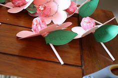 flower pops for may day