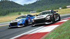 RaceRoom Racing Experience Audi TT Cup Car
