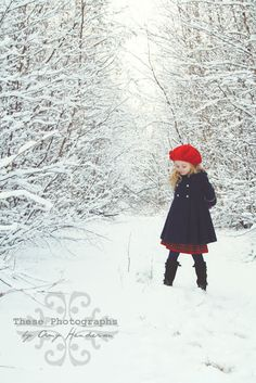 Winter.....love the clothing.
