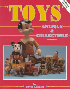 Toys, Antique and Collectible (David Longest) | Used Books from Thrift Books