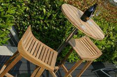 Menton Garden Barstools