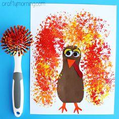 8 Kid Friendly Thanksgiving Crafts & Activities ~ VeryJane Blog