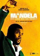 Mandela: Long Walk to Freedom  Biografie, Drama. GB, Südafrika 2013. 152 Minuten.  Regie: Justin Chadwick Mit: Idris Elba, Naomie Harris  Manchmal kann tatsächlich ein einziger Mensch die Welt verändern: Biopic über einen der größten politischen Köpfe der Gegenwart.  Filmstart: 31. Jänner 2014