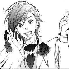 haru and shizukus wedding this is just beautiful saying