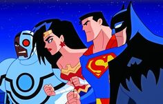 Preview Clips from Justice League Action Episode Play Date