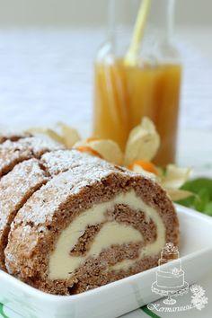 Kermaruusu: Porkkana-mangokääretorttu Sweet Recipes, Cake Recipes, Finnish Recipes, Just Eat It, Cake Bars, Healthy Treats, Vegan Desserts, Food To Make, Food And Drink