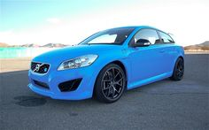 The 450-hp, all-wheel-drive Volvo C30 Polestar Concept. Um, Volvo, please build this.
