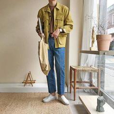Tall Men Fashion, Korean Fashion Men, Look Fashion, Urban Fashion, Mens Fashion, Trendy Outfits, Cool Outfits, Fashion Outfits, Casual Look