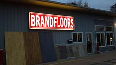 La Crosse - Onalaska - Get Best Brands at BrandFloors - Your Source for Best Brands in Flooring Best Flooring, Wood Flooring, La Crosse, Best Brand, Neon Signs, Staining Wood Floors, Hardwood Floors, Wooden Flooring