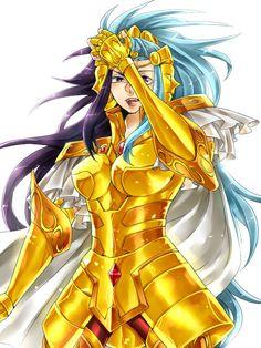 Tags: Anime, Saint Seiya, Toei Animation, Saint Seiya Omega, Gemini Paradox