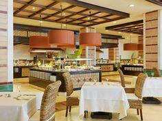 Restaurante Alborán con cocina en vivo #h10esteponapalace #estepona palace #estepona #h10hotels #h10 #hotel10