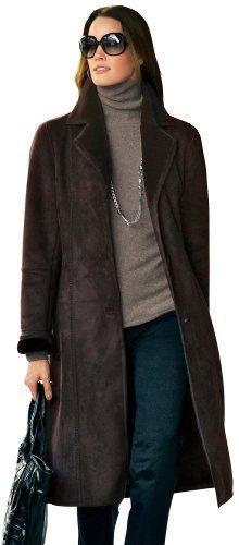Amazon.co.jp: (オットージャパン) Otto Japan フェイクムートンコート: 服&ファッション小物