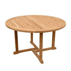 Chelmsford 51 in. round table.