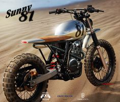 HONDA Scrambler By LudeDesign Designer André Costa ! https://www.facebook.com/media/set/?set=a.703831739695000.1073741866.465430720201771&type=1&notif_t=like