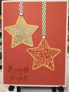 Corinna's Crafts: October Stamp of the Month Blog Hop