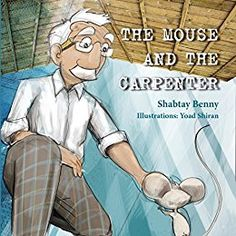"Download the Kindle eBook for FREE from March 16 through March 17, 2017! Children's book: The Mouse and the Carpenter: https://www.amazon.com/dp/B06XCQ4XR4/ The book ""The Mouse and the Carpenter"" tells the wonderful story of a mouse that goes out into the world and finds himself in a pickle with a carpenter, all up to the peaceful ending where they realize there is room for both a mouse and a man. The book is accompanied by beautiful illustrations."