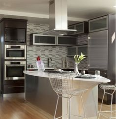 5 Tips for Designing a Modern Kitchen | Cultivate.com #kitchen