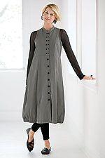 Memory Fabric Dress by Comfy USA