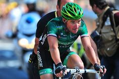 Cycling fans celebrate along with French rider Thomas Voeckler today as one of the sport's most beloved riders gets a mountain stage win.
