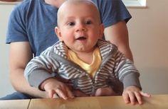 Fenomenaal: baby speelt luchtpiano | Tvgids.nl