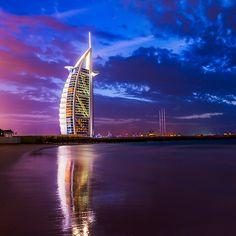 7 Best Ways to Spend a Romantic Honeymoon In Dubai via @mappingmegan