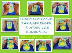 Pasos para atar ,lãmina a lãmina copia by Anabel Cornago via slideshare Motor Activities, Learning Tools, Cute Baby Clothes, Occupational Therapy, Cute Babies, Childhood, Classroom, Education, Mario