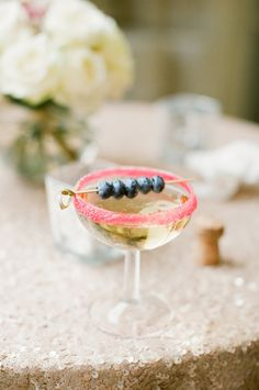 15 ways to serve up bubbly: