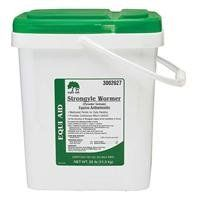 EQUI AID STRONGYLE WORMER, Size: 25 POUND (Catalog Category: Equine Wormers & Vaccines:WORMERS) by FARNAM-EQUI AID PRODUCTS. $76.69. The active ingredient in equi aid sw is pyrantel tartrate, which works on the neuro muscular system of parasites, paralyzin. To begin a daily worming program, migrating arterial stages of blood worms should be removed. Before administering equi aid sw, a therapeutic dose of a broad spectrum larvacidal product, ivermectin, should be given.(Si...