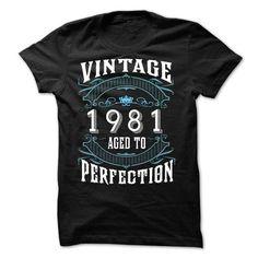 Cool VINTAGE 1981 T shirts