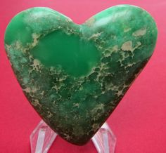 Very Fine Variscite Conglomerate Hand Carved by anotherdayrocks, $55.00