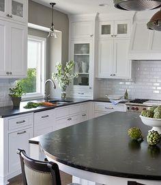 Cuisine meuble maison 250 - Photo Deco Maison - Idées decoration interieure sur pdecor.com -