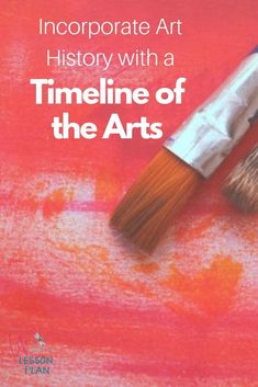 Help your elementary through high school students understand how art, literature, music, and history all work together with this innovative timeline! #art #arthistory #history #homeschool